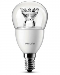 Żarówka LED 3W (25W) E14 WW P48 CL 250lm 2700K Philips