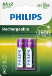 Bateria Multilife R06NM 2600 R6B2A260/10 - 1 szt. PHILIPS